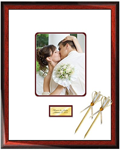Amazon.com - Personalized Signature Frame Wedding Retirement ...