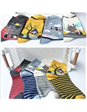 Studio Ghibli Totoro Kiki's Delivery Howl's Castle Spirited Away Socks 4 Pairs