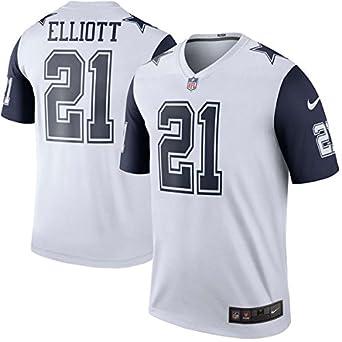 Image Unavailable. Image not available for. Color  Nike Dallas Cowboys  Adult Ezekiel Elliott  21 XC2 ... eabf3facb