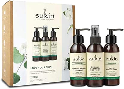 Sukin Love Your Skin Pack, 375ml