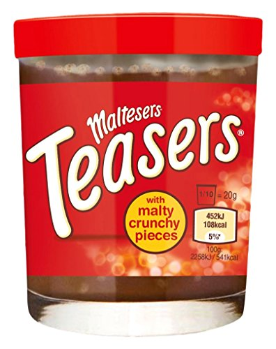 Maltesers Teasers Chocolate Spread with Malt Crunchies