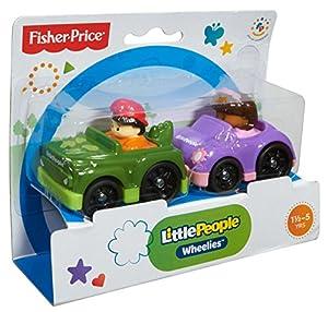 Fisher Price Wheelies Cars Uk
