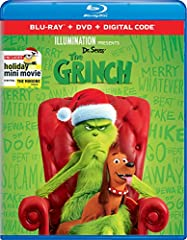 Illumination and Universal Pictures present The Grinch, based on Dr. Seuss' beloved classic. The Grinch tells the story of a cynical grump who goes on a mission to steal Christmas, only to have his heart changed by a young girl's generous spi...