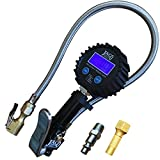 Automotive : JACO FlowPro Digital Tire Inflator Gauge - 200 PSI