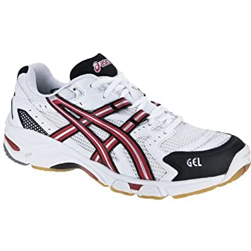 Asics Men Gel Beyond B002N 0121 Farbe: WhiteRedBlack