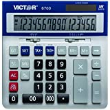 Victor 6700 16 Digit Extra Large Desktop Calculator