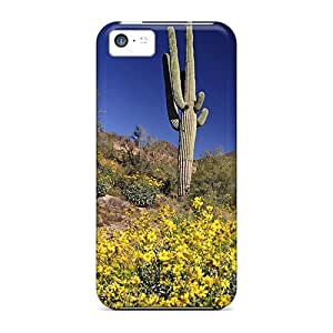 Iphone Case - Tpu Case Protective For Iphone 5c- Nature