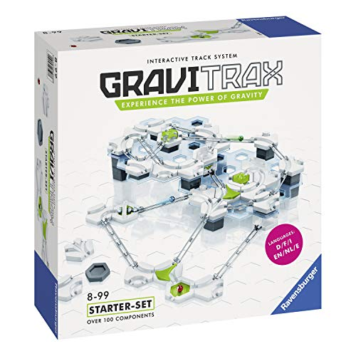 Ravensburger GraviTrax Marble Run and STEM Toy for Boys and Girls Age 8 and Up -...