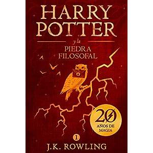 Harry Potter y la piedra filosofal (La colección de Harry Potter nº 1) (Spanish Edition)
