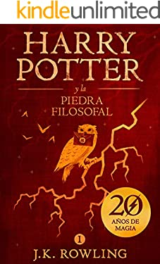 Harry Potter y la piedra filosofal (La colección de Harry Potter nº 1)