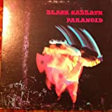 Black Sabath Paranoid Warner Brothers 1887 Vinyl Lp