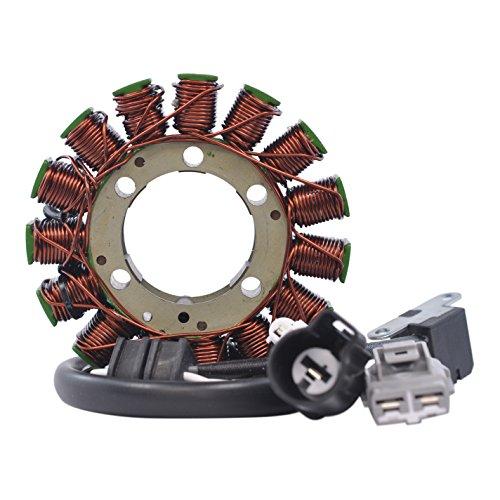 Generator Stator For Yamaha YXR700 Rhino / YXM700 Viking / YXC700 Viking VI 2008-2018 OEM Repl.# 1XD-81410-00-00 5B4-81410-00-00 (2008 Yamaha Rhino 700 Stator)