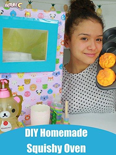 DIY Homemade Squishy Oven]()