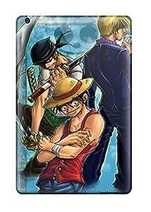 Awesome Defender Tpu Hard Case Cover For Ipad Mini- One Piece Animes 9222418I18865203