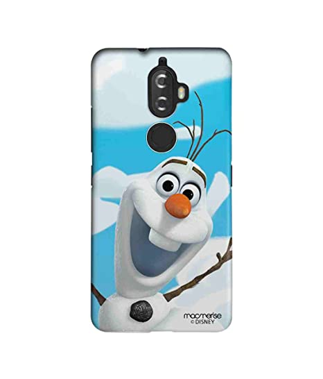 Oh Olaf - Sublime Case for Lenovo K8 Plus: Amazon in