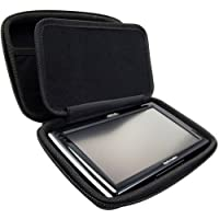 """Extra Large Hard Shell Carry Case for Garmin Nuvi 2757LM, Nuvi 2797LMT, RV 760LMT 7"""" GPS"""