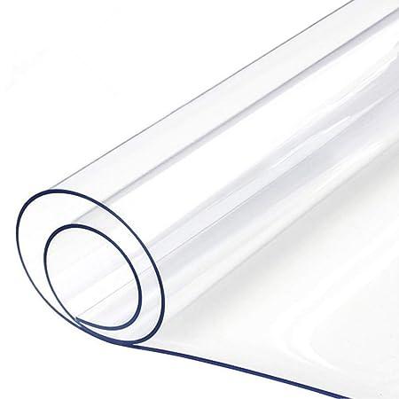 HAM-Fit Mantel Transparente Mantel de plástico Transparente ...