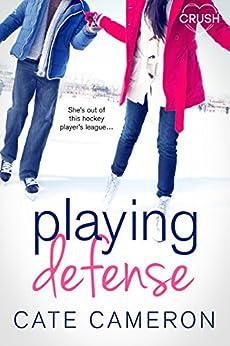 Playing Defense (Corrigan Falls Raiders) by [Cameron, Cate]