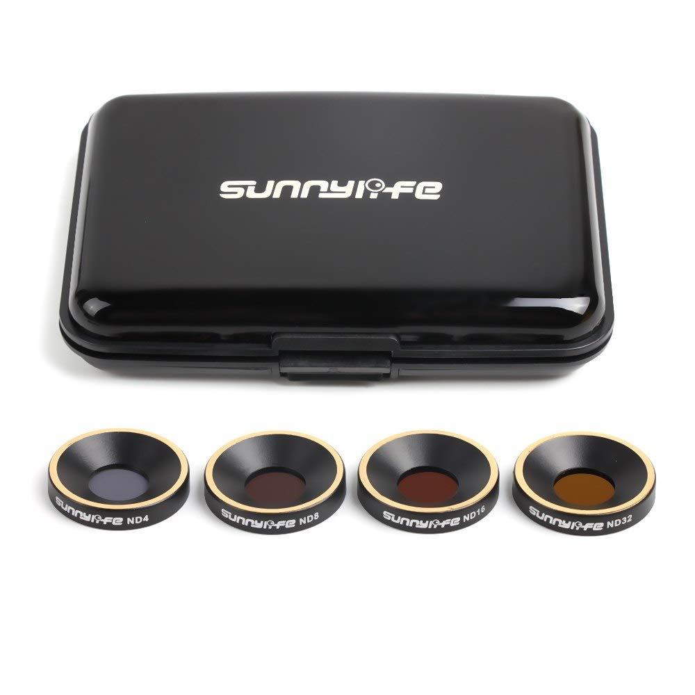 D-Electro コンポーネントドローンフィルター - Parrot Anafi レンズフィルターバンドル UV CPL ND4 ND8 ND16 フィルター Anafi Drone ニュートラルデンシティフィルター偏光カメラレンズ用, drone lens filter, ホワイト, DE941_329117332  ホワイト B07R9MW95T