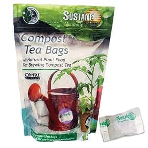 Sustane 4 6 4 Compost Tea Bag Fertilizer