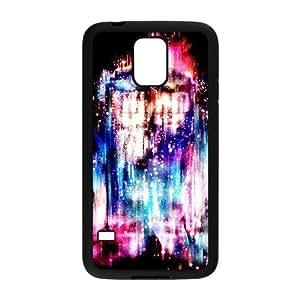 Custom Popular Sci-Fi Shows Design Samsung Galaxy S5 Plastic Case Cover