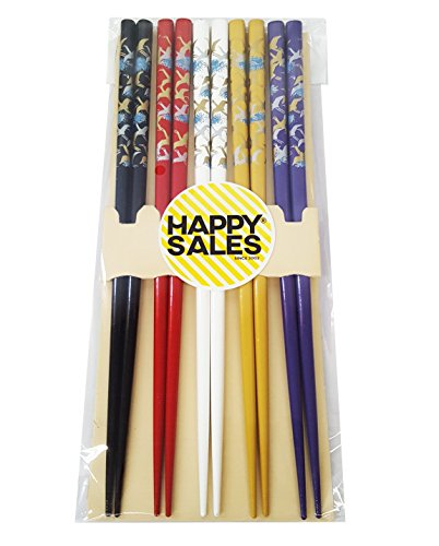 Happy sales hsch121 s japanese style chopsticks gift set for Japanese inspired gifts