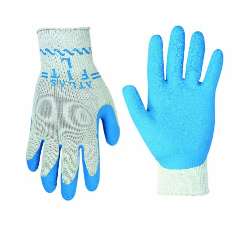 (Atlas 300M Atlas Fit 300 Work Gloves, Medium)