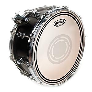 evans ec reverse dot snare drum head 14 inch musical instruments. Black Bedroom Furniture Sets. Home Design Ideas
