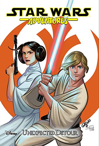 Star Wars Adventures Vol. 2: Unexpected (Star Wars Adventures)