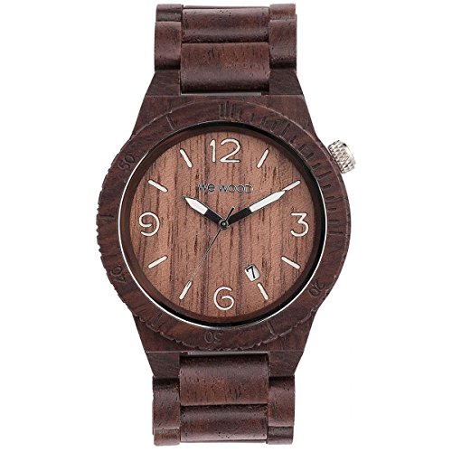 WeWood Watch - Alpha - Chocolate