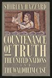 Countenance of Truth, Shirley Hazzard, 0670832308
