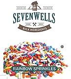Rainbow Sprinkles- 10LB Bulk Package at Wholesale Price