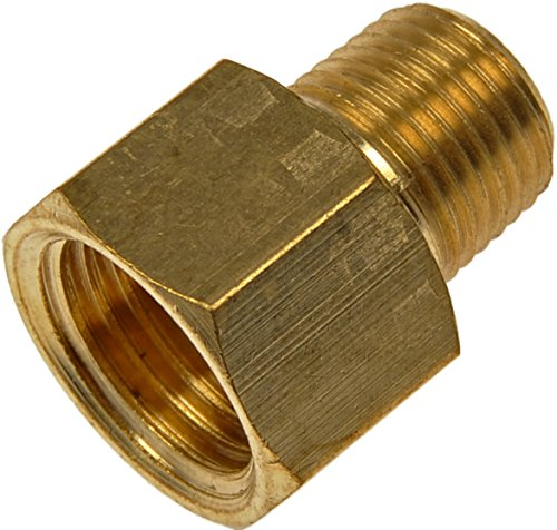 Dorman 785-446 Male Connector Inverted Flare Fitting (5/16