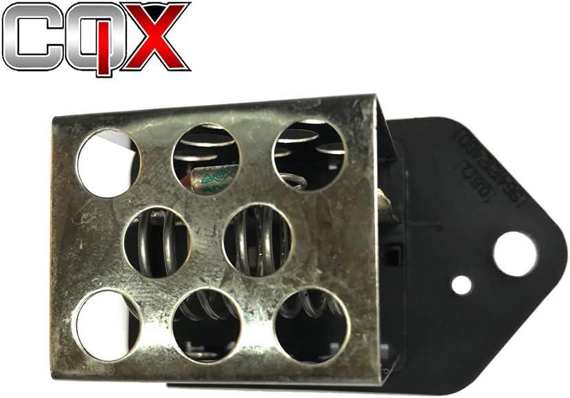 CQX Resistencia Motor Ventilador radiador Peugeot 206 307 406 807 ...