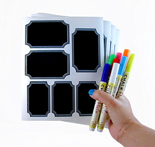 Erasable Chalkboard Containers Washable Non Toxic product image
