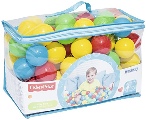 Bestway Fisher-Price Play Balls 100Play -
