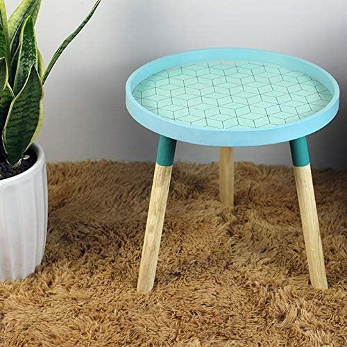 Lujianghuixin Nordic Small Fresh Mini Coffee Tables Creative Wood