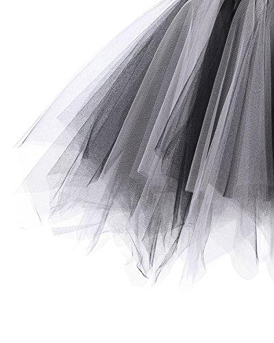 Vintage Tulle Crinolina Hb 50s Da Tutu Gonne Retro Sottogonna Petticoat Swing Gonna Modellante Annata E Sottogonne Donna Intimo Sottovesti qpFZZ