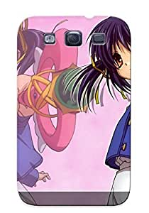 For KNspaxm962JcPLT Mei Sunohara - Clannad Protective Case Cover Skin/galaxy S3 Case Cover