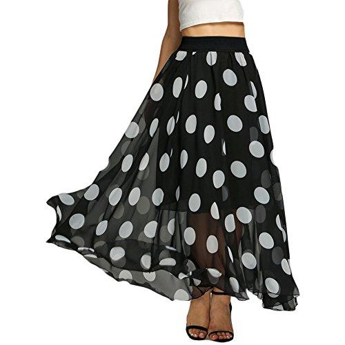 Celltronic-Fashion-Women-Floral-Print-Beach-Dress-Long-Maxi-Pleated-Skirt