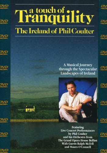 DVD : Phil Coulter - A Touch Of Tranquility: The Ireland Of Phil Coulter (DVD)