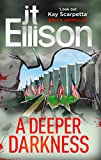 Front cover for the book A Deeper Darkness (Samantha Owens, Book 1) by J. T. Ellison