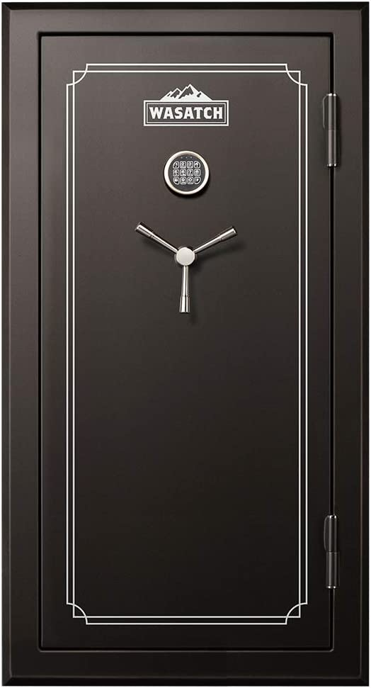 Wasatch Fireproof and Waterproof Safe with Electronic Lock