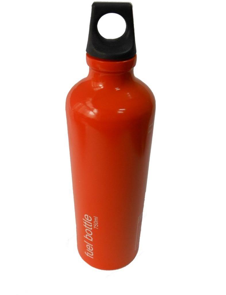 BRS Gas Fuel Bottle Camping Gas Bottle 750ml