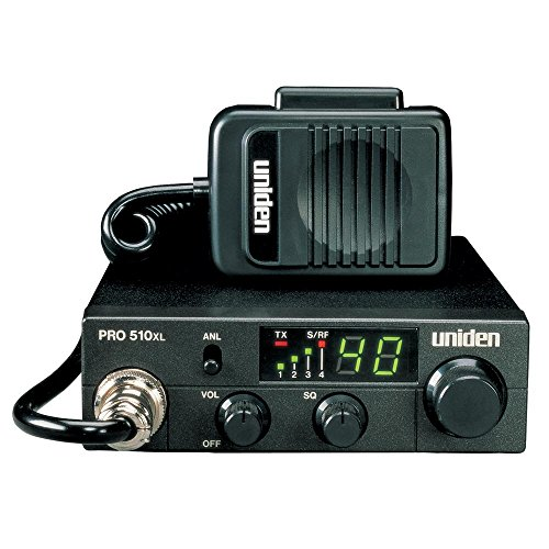 [해외]Uniden 40 채널 CB 라디오/Uniden 40-Channel CB Radio