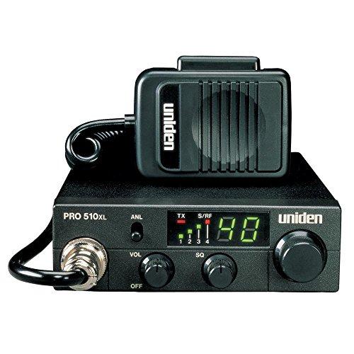 Uniden 40 채널 CB 라디오/Uniden 40-Channel CB Radio
