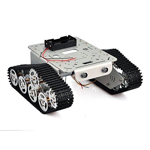 KOOKYE Platform Stainless Chassis Raspberry product image