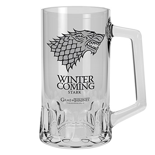 GAME-OF-THRONES-Glass-Tankard-Stark-by-AbyStyle