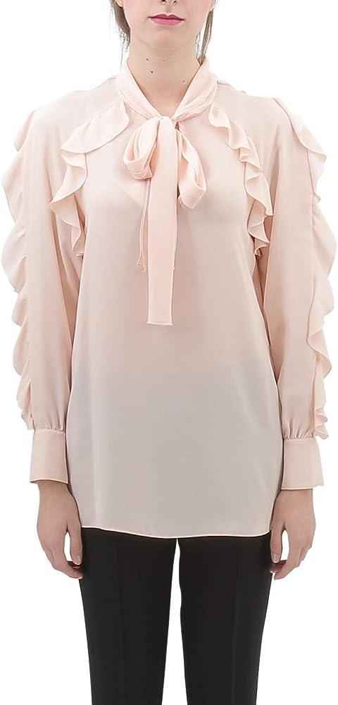 NENETTE FIORENZO Camisa Mujer Rosa 48: Amazon.es: Ropa y accesorios