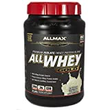 ALLMAX Nutrition Allwhey Gold Protein French Vanilla — 2 lbs Review